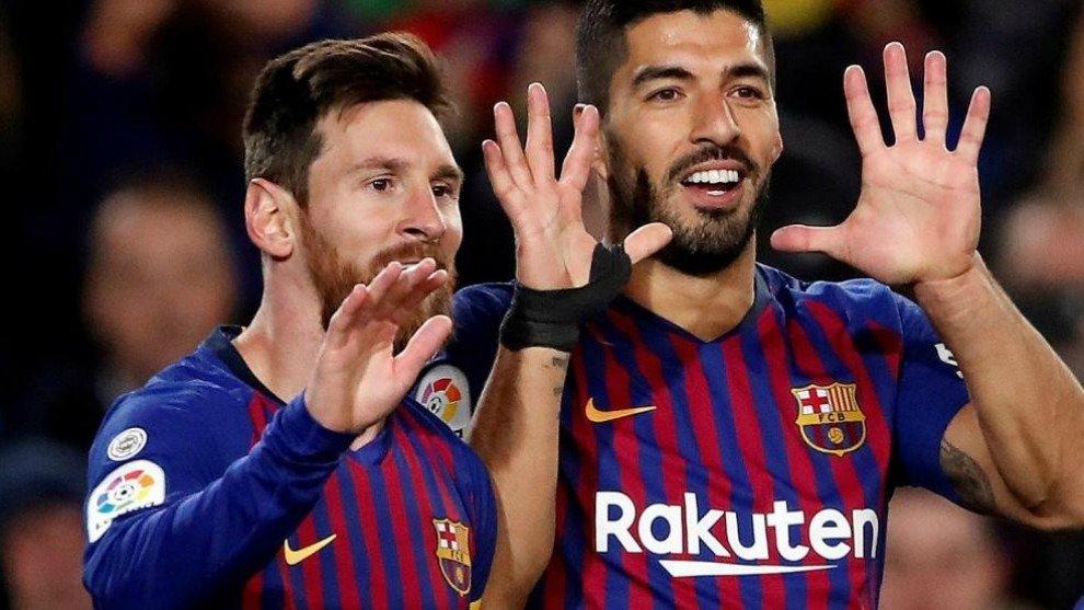 Messi pide este delantero para suplir a Luis Suárez — El Chiringuito