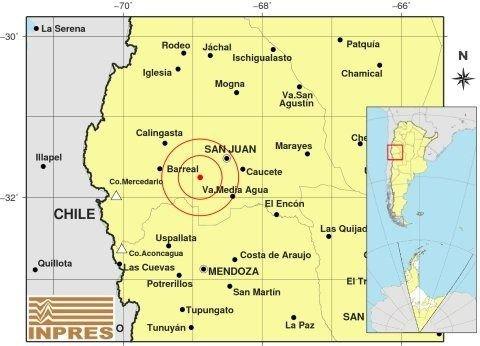 En esta imagen corresponde a una réplica del terremoto ocurrida a las 9:47 de este miércoles, apenas minutos antes que el sismo.