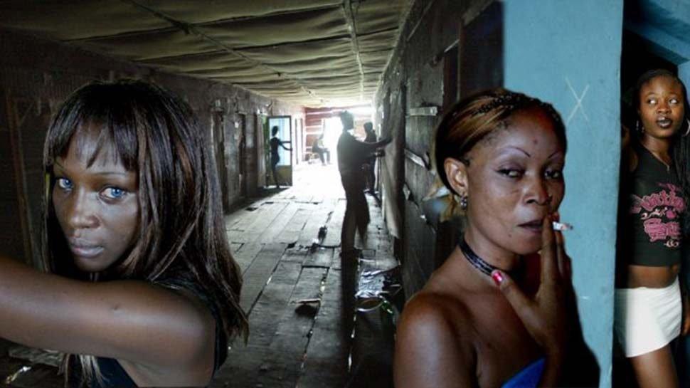 prostitutas en la pintura nigerianas prostitutas