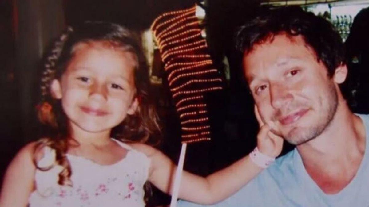 Benjamín Vicuña recordó a su hija Blanca con una tierna foto