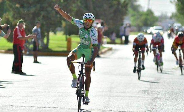 Dotti fue segundo en la Vuelta al Valle de Río Negro - Diario Huarpe