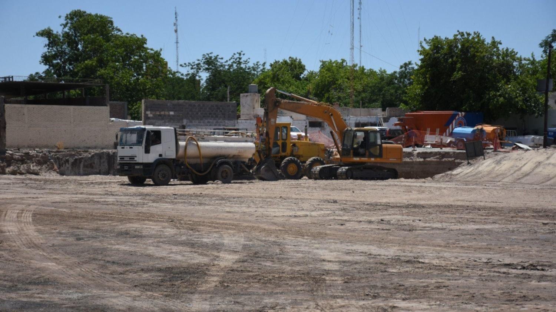 Las estaciones de transbordo se encuentran todavía en construcción y aplazarán el lanzamiento de Red Tulum